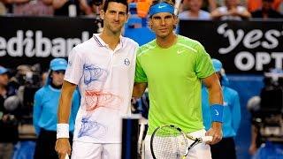 Djokovic VS Nadal - Australian Open 2012 - Final - Full Match HD