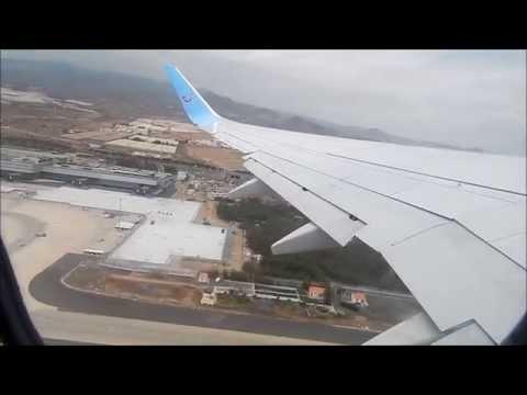 *FULL FLIGHT* Gran Canaria (LAS PALMAS GCLP) TO MANCHESTER EGCC