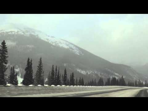 Driving from Leadville to Copper Mtn