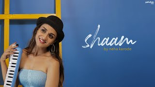 Shaam   Cover by Neha Karode   Aisha   Amit Trivedi   Nikhil D'Souza