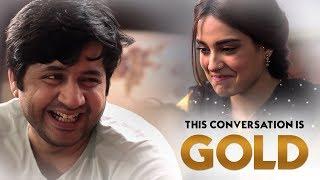 This Conversation Is Gold | Ranjha Ranjha Kardi | HUM TV | HUM Spotlight