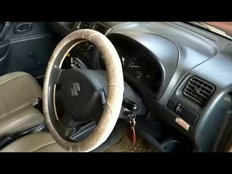 Unlocking WagonR car without key