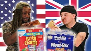 Australians & Americans Swap Breakfast Foods