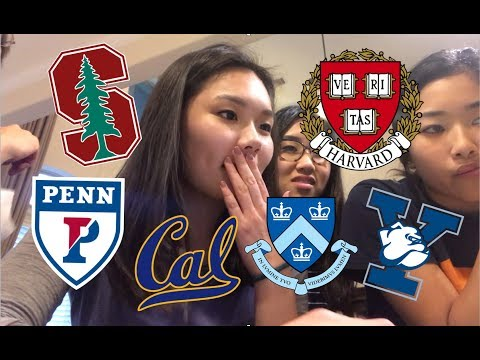 IVY DAY COLLEGE DECISION REACTIONS & MORE 2018 (Harvard, Stanford, UPenn, Duke, Berkeley, etc)