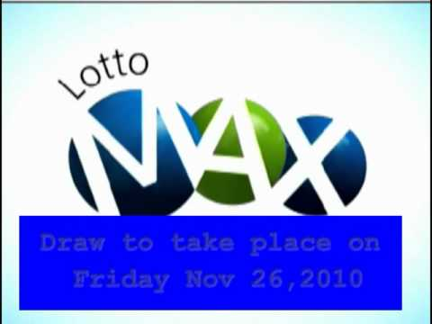 Your Real World - Lotto Max Update