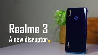 Realme 3 (4GB RAM/64GB Storage) Unboxing - the price blew us away!