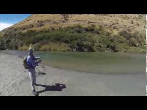 Explosive dry fly take | Fly Fishing New Zealand