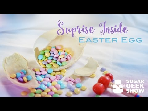 Surprise Inside Easter Egg Tutorial
