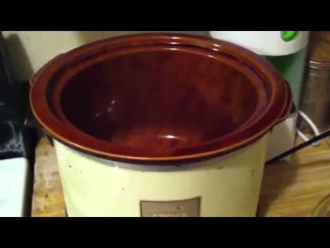 pt 1 Crock pot/slow cooker Jamaican brown stew chicken