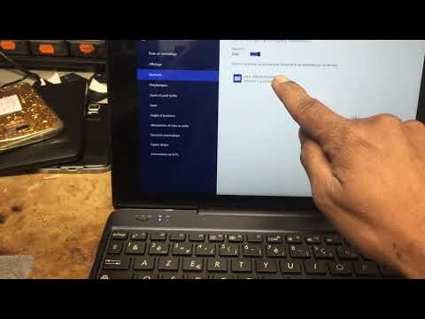 Asus  T100 Bluetooth Keyboard not connect