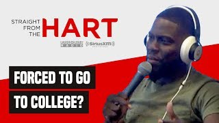 Download Kevin Hart Talks Sending Kids To College | Straight From The Hart | Laugh Out Loud Network Video