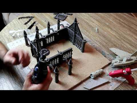 Warhammer 40k Terrain Tutorial : Part 1