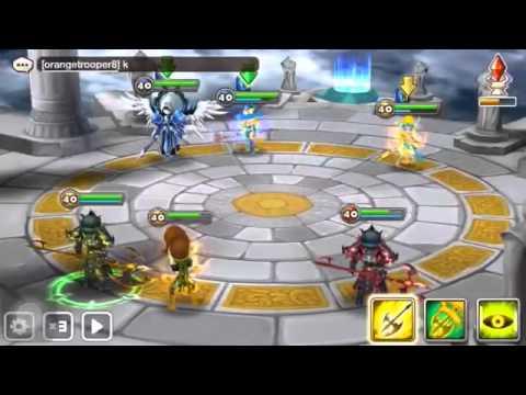 Summoners War - Wind Dragon Knight