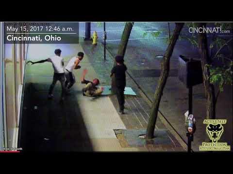 Three Punks Use Ruse to Ambush Librarian | Active Self Protection
