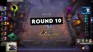 DOTA Underlords - Crazy 56 Round Game - June 26th, 2019