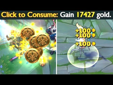 15000+ GOLD WITH 1 CLICK? 'Your Cut' Test!