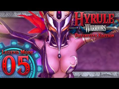 Hyrule Warriors: Definitive Edition - Part 5 - The Sorceress of the Valley (Valley of Seers)