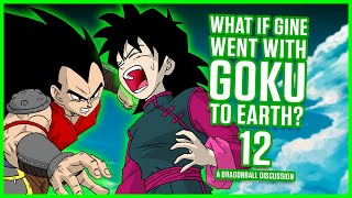 Download WHAT IF GINE WENT WITH GOKU TO EARTH? PART 12 | MasakoX Video