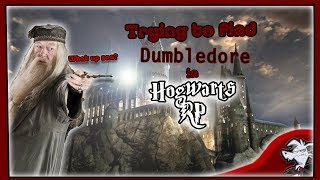 GMOD TROLLING: Trying to find DUMBLEDORE IN HOGWARTS RP