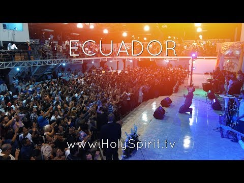 Visitation of the Holy Spirit in Guayaquil, Ecuador!