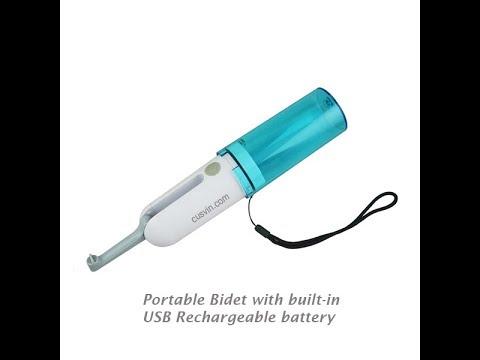 Portable Electric Bidet Toilet Water sprayer
