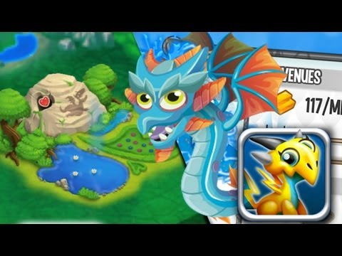 How to breed Leviathan Dragon 100% Real! Dragon City Mobile! wbangcaHD! [War Dragon]