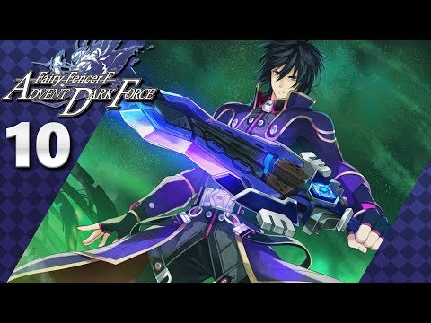 Fairy Fencer F: Advent Dark Force (PS4, Let's Play) | Facing Apollonius | Part 10