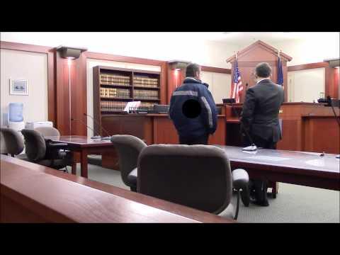 Protective Order Dismissal, 3rd District, Commissioner Luhn