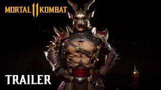 Download Mortal Kombat 11 - Official Shao Kahn Reveal Trailer Video