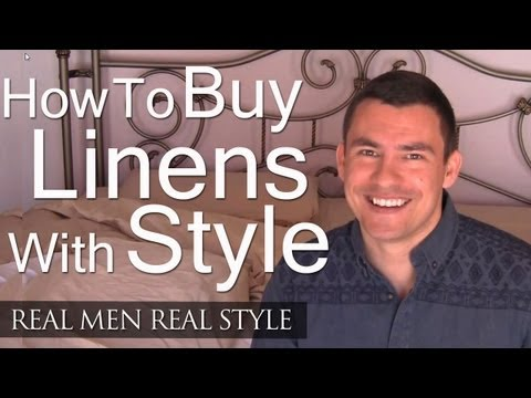 Style & Sheets - A Man's Guide To Bed Linen - How To Buy The Right Bedding - Vero Linens
