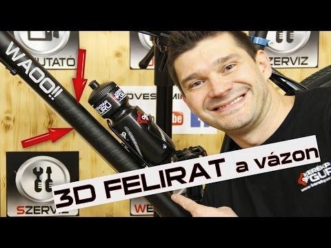 Baddog Pointer fitness kerékpár - 3D felirat + jó felszereltség + jó ár