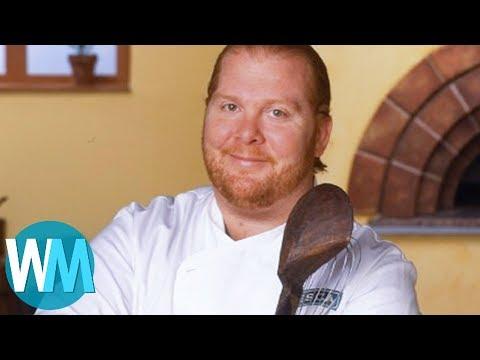 Top 10 Celebrity Chef Scandals