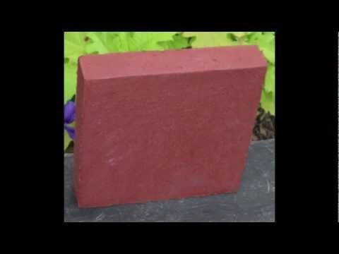 Make Recycled Glass Tile 18 - Bricks