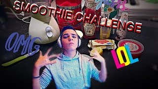 Smoothie Challenge | Взрывной коктейль
