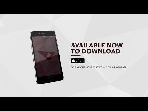 Etihad Airways | iPhone App