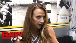 "Emma is furious about her latest ""chance"": Raw Fallout, Aug. 14, 2017"
