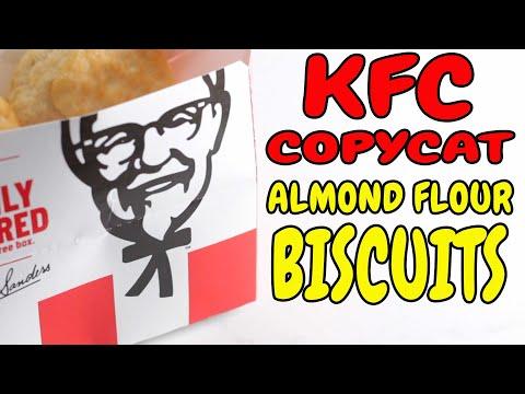Keto Biscuits Almond Flour, KFC Biscuit Copycat