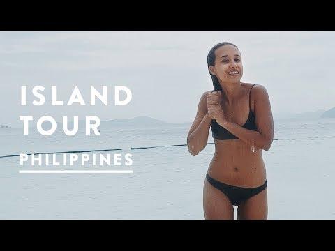 ISLANDS IN CORON PALAWAN + DRONE CINEMATICS | Philippines Travel Vlog 026, 2017