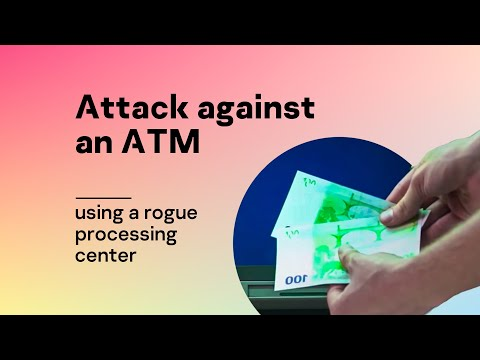 Xxx Mp4 Attack Against An ATM Using A Rogue Processing Center 3gp Sex