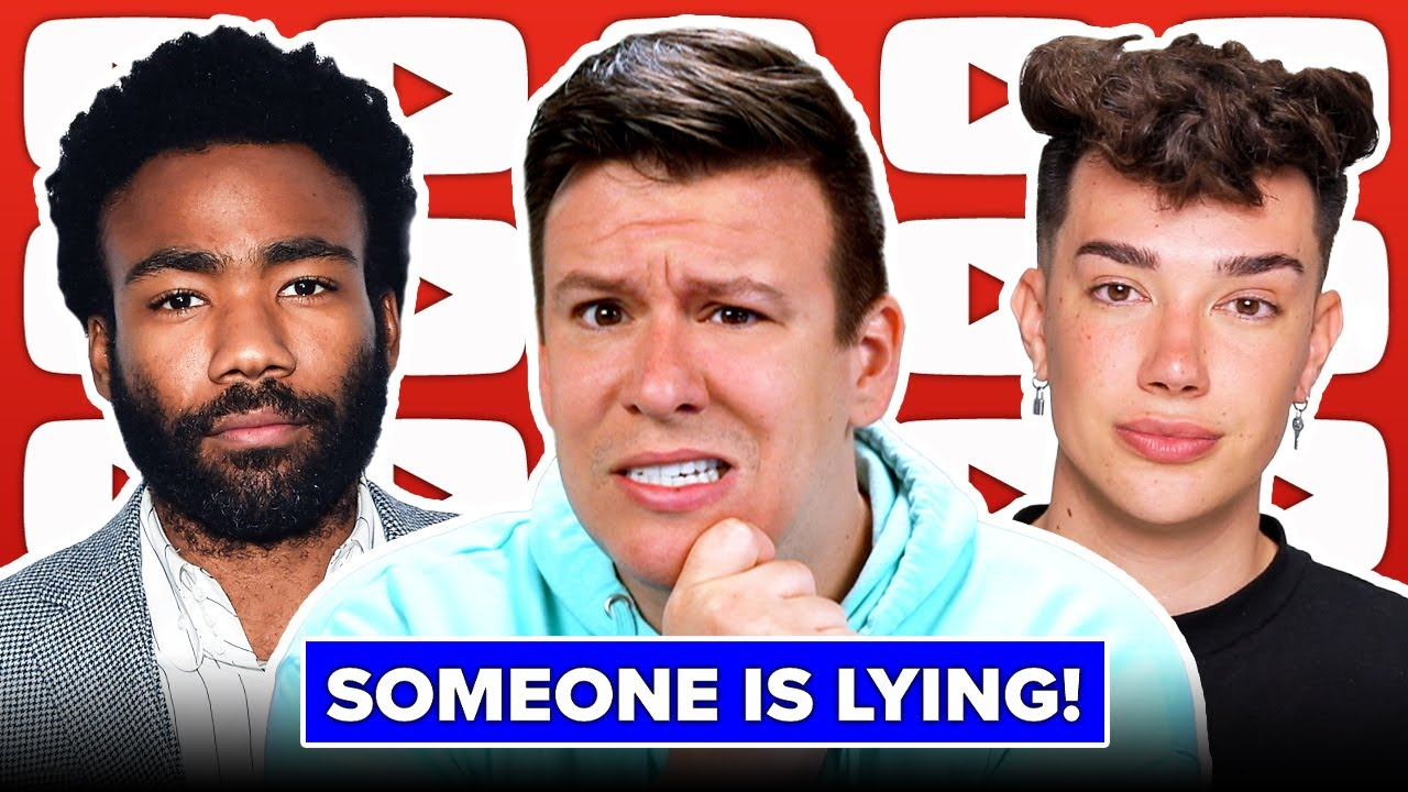WHO IS LYING?! Donald Glover, Cancel Culture, James Charles, Blackmail Accusations, & Today's News