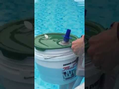 How to get the iron out of your pool and well water