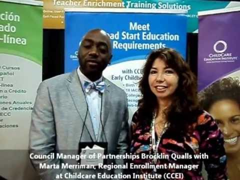 Interview with CDA Council Partner ChildCare Education Institute (CCEI)