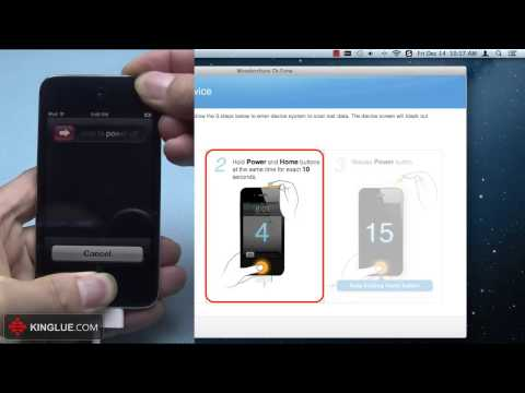 How to Recover Lost Camera Roll(Photos & Videos) Directly from iPod touch 4 on Mac?