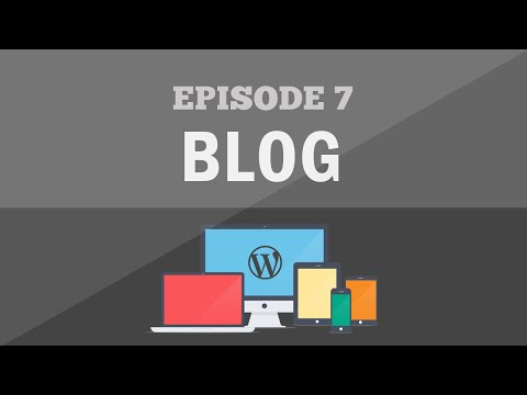 Responsive Wordpress Theme Tutorial - Part 7: Starting the index.php (Blog)