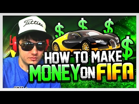 HOW TO MAKE MONEY PLAYING FIFA ULTIMATE TEAM!! FIFA WAGERS RETURN!! FIFA 15 & FIFA 16