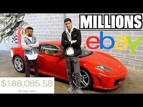 How We've Made MILLIONS On eBay Starting From Scratch!
