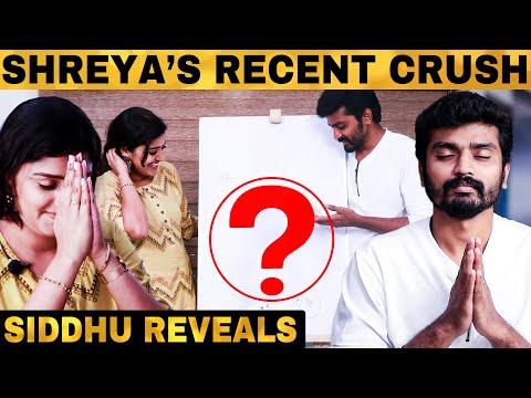Xxx Mp4 Quot யார் ரொம்ப Romantic 39 39 Thirumanam Shreya Amp Siddhu Exclusive The Shroov Show 3gp Sex