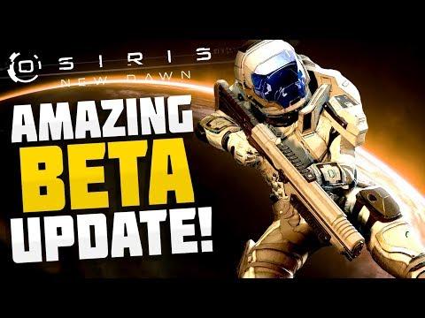 Osiris New Dawn - NEW BETA, AMAZING UPDATE! Best Survival Game Ever! - Osiris New Dawn Beta Gameplay