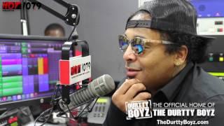Julz (@YesJulz) Interview On The Durtty Boyz Show