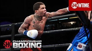 Gervonta Davis First Round Knockout Against Hugo Ruiz   All Angles   SHOWTIME CHAMPIONSHIP BOXING